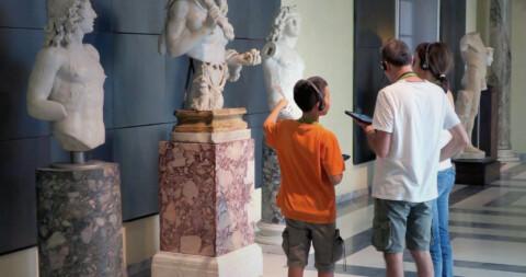 Contrastare la povertà educativa: il rapporto OpenPolis sulla fruibilità dei musei da parte dei più piccoli